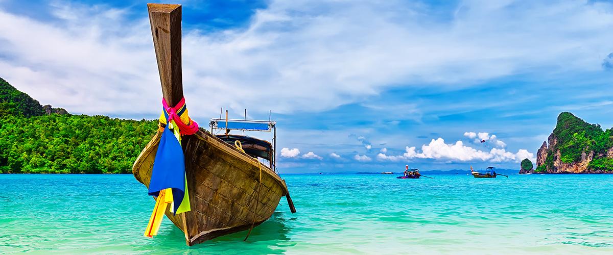 Cruise fra Singapore - en orientalsk drøm