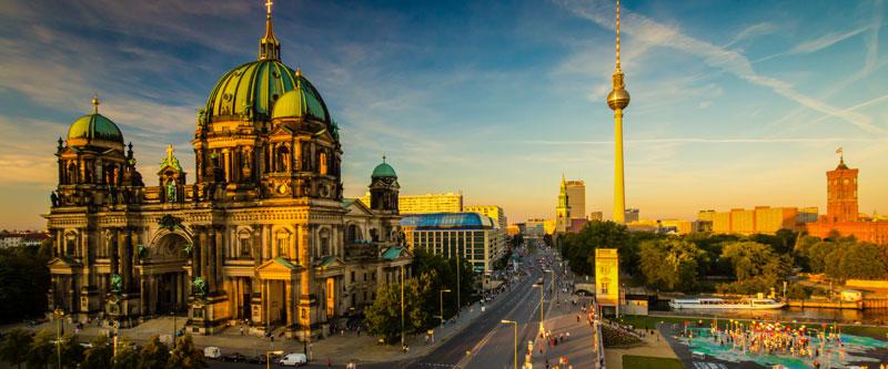 Kortur til Berlin