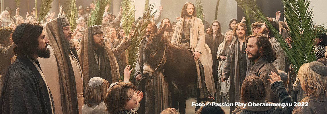 Foto © Passion Play Oberammergau 2022
